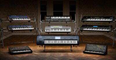 Korg Collection 3 virtual instrument synth soft software plug-in audio daw strumentimusicali