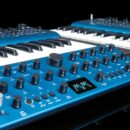 Modal Cobalt synth digital hardware midiware keyboard tastiera strumentimusicali