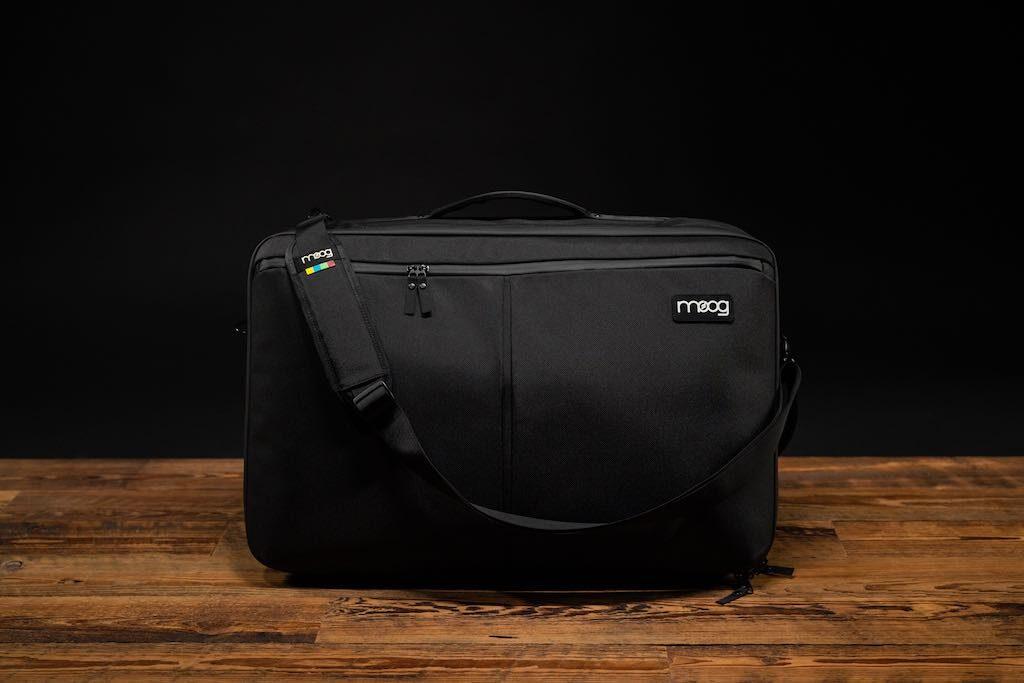 Moog SR grandmother case custodia bag synth sintetizzatore midiware strumentimusicali