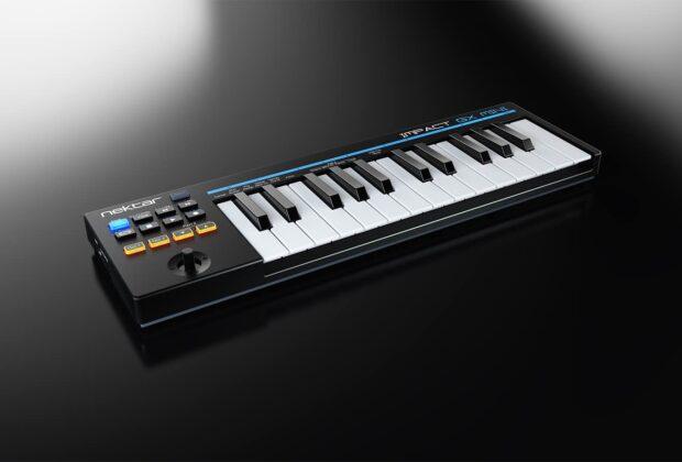 Nektar Impact GX Mini controller midi keyboard tastiera producer midi music strumentimusicali