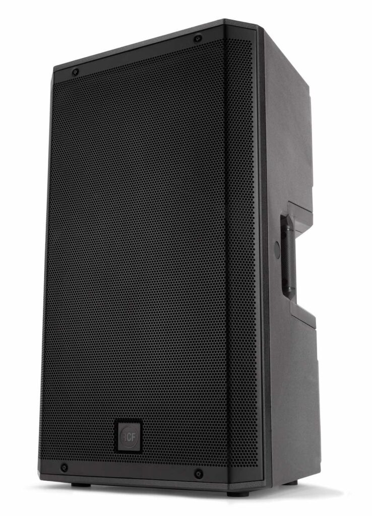 RCF ART 9 series live monitor audio pro concerto strumentimusicali