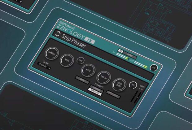 Roland Zenology FX plug-in audio daw software rolandcloud strumentimusicali