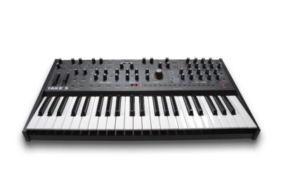 Sequential circuits Take 5 synth hardware digital sintetizzatore strumentimusicali