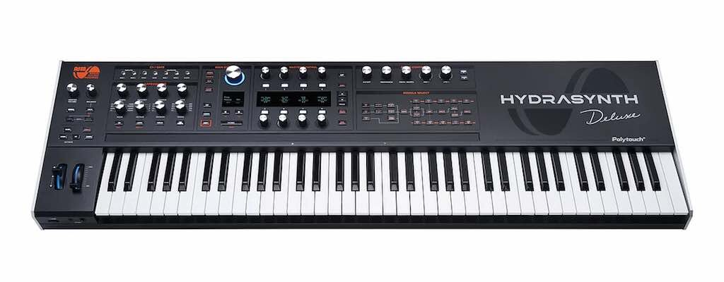 ASM Hydrasynth Deluxe sintetizzatore synth digital hardware soundwave strumentimusicali