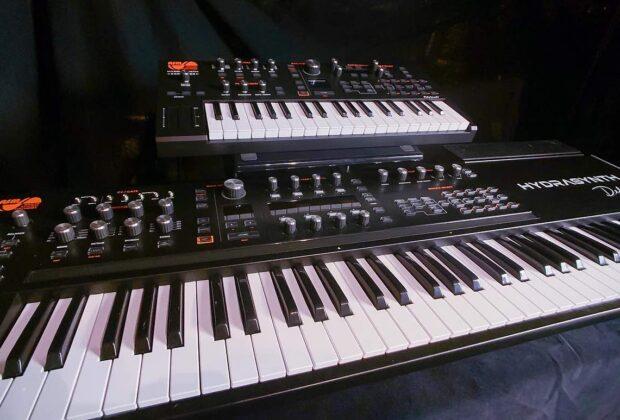 ASM Hydrasynth Deluxe explorer sintetizzatore synth digital hardware soundwave strumentimusicali