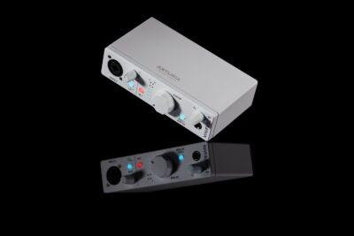 Arturia MiniFuse 1 interfaccia audio compatta portatile studio home recording producer pc mac midiware strumentimusicali audiofuse