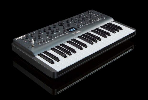 argon 8 library nuovi suoni sound argon 8 dj ride marlow digs midiwaremodal electronics ppg wave synth sintetizzatore hardware strumentimusicali