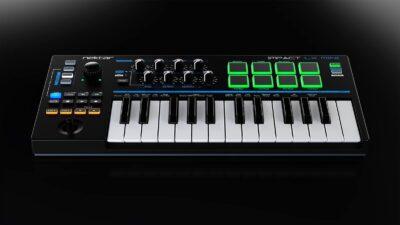 Nektar Impact LX Mini tastiera midi controller keyboard music midimusic strumentimusicali
