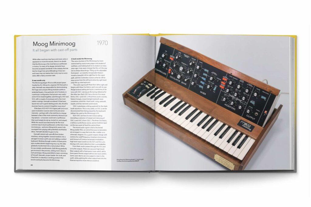 moog minimoog synth gems 1 review recensione opinion libri sintetizzatori luca pilla smstrumentimusicali