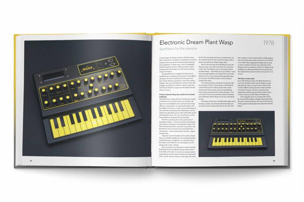 electronic dream plant wasp synth gems 1 review recensione opinion libri sintetizzatori luca pilla smstrumentimusicali